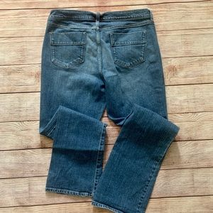 Size 14 Regular Old Navy Sweetheart Jeans